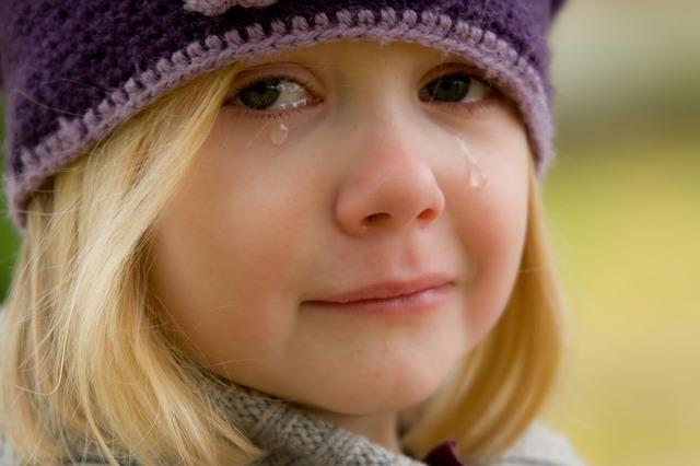 """Alternativen zu Sätzen wie """"Hör auf zu weinen"""""""
